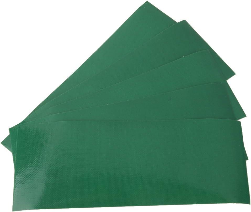 SM SunniMix Lot de 5 Patchs de r/éparation pour Tente de Camping adh/ésifs /étanches pour Homme et Femme