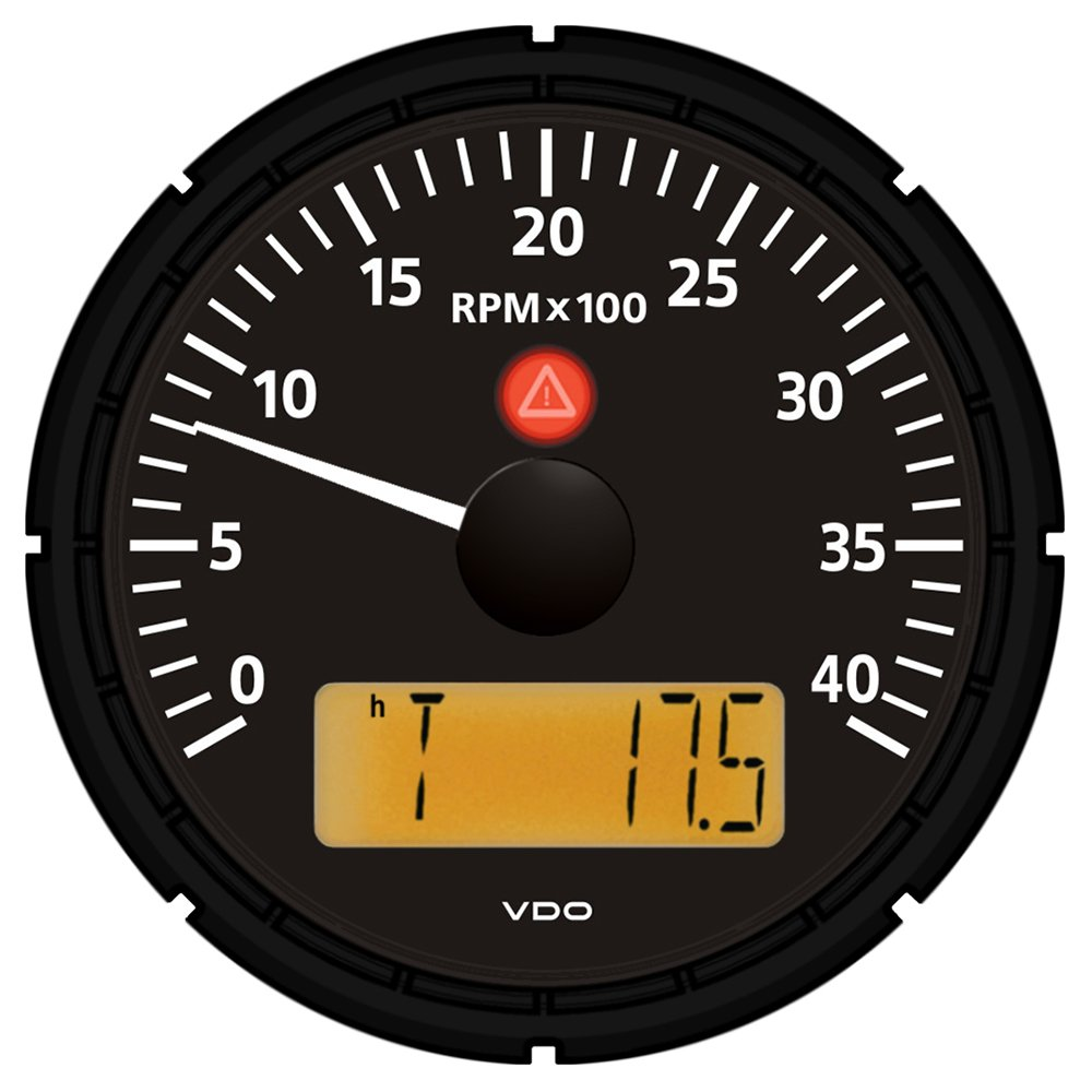 Tel Tach Wiring Diagram For Msd Auto Electrical Magneto Speedometer