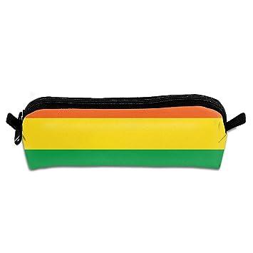 6f231f0d8d42 Amazon.com : Rainbow Striped Gay Pride Flag Lgbt Pen Pencil Case ...