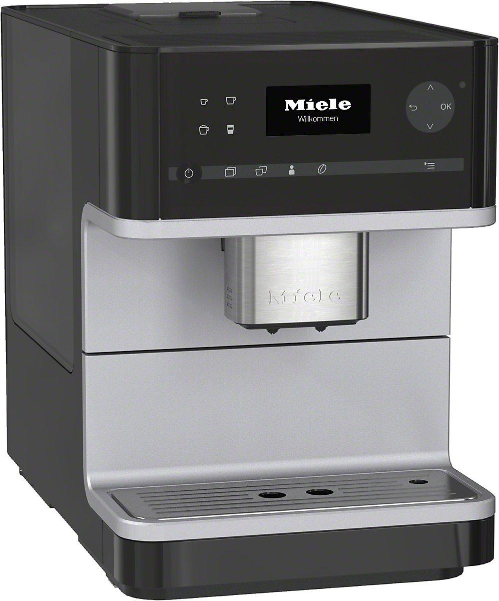 Miele CM 6110 Independiente Totalmente automática Máquina espresso ...