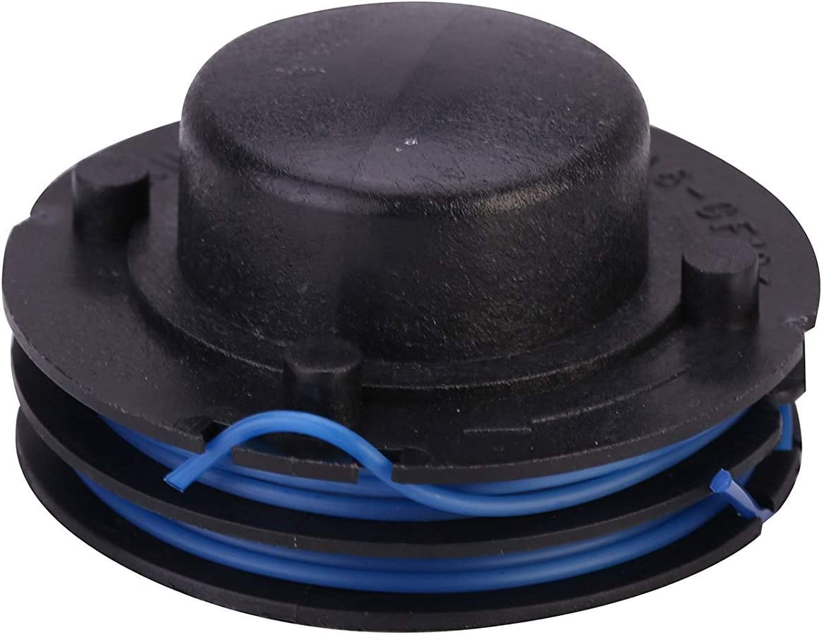 2x Brand Qualcast Quality Spool and Line fits GGT3001 GT2518 GT2518X Strimmer