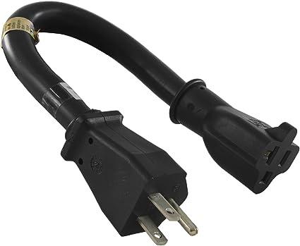 Conntek Wtt30515 Nema Tt 30p To 3 5 15r Rv Generator Adapter