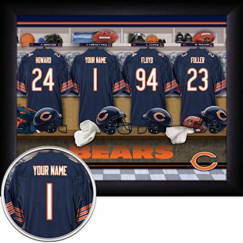 Chicago Bears Nfl Locker Room - 4