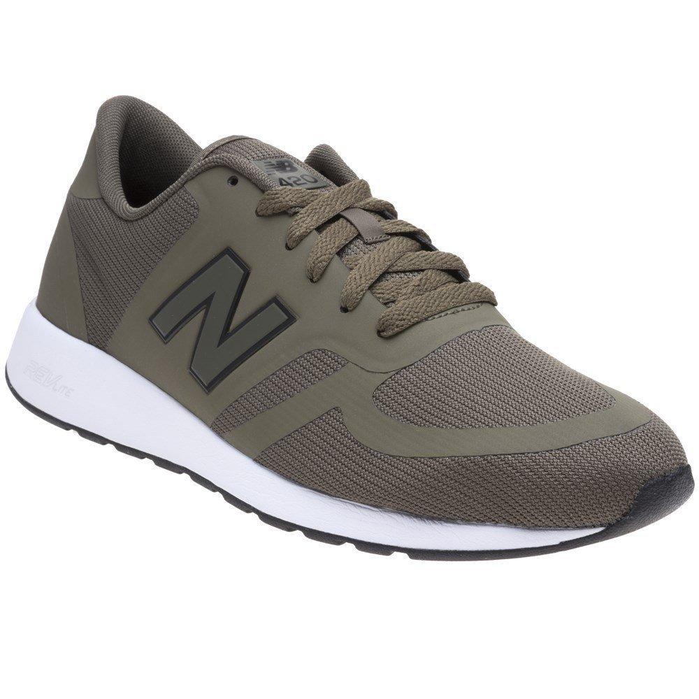 New Balance 420 Hombre Zapatillas Khaki 40h|Khaki Venta de calzado deportivo de moda en línea