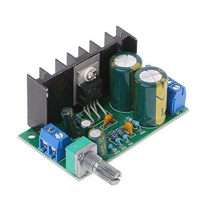 Celan TDA2050 - Amplificador de Audio Mono (12-24 V, 5 W-120 ...