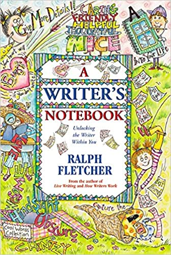 Image result for writer's notebook by ralph fletcher