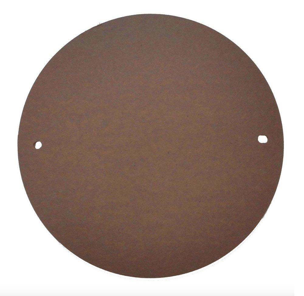 Speedball Masonite Pottery Wheel Bat, Round, 12 inch Diameter (MAS12) SPEEDBALL ART PRODUCTS