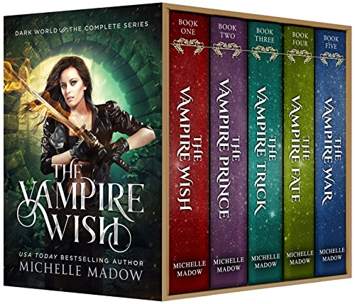 The Vampire Wish: The Complete Series (Dark World) (English Edition)