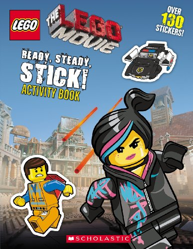LEGO: The LEGO Movie: Ready, Steady, Stick! Activity -