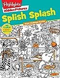 img - for Splish Splash (Highlights  Super Challenge Hidden Pictures ) book / textbook / text book