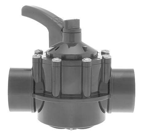 Pentair 2 way valve 1-1//2/' to 2/' two way valve 263038
