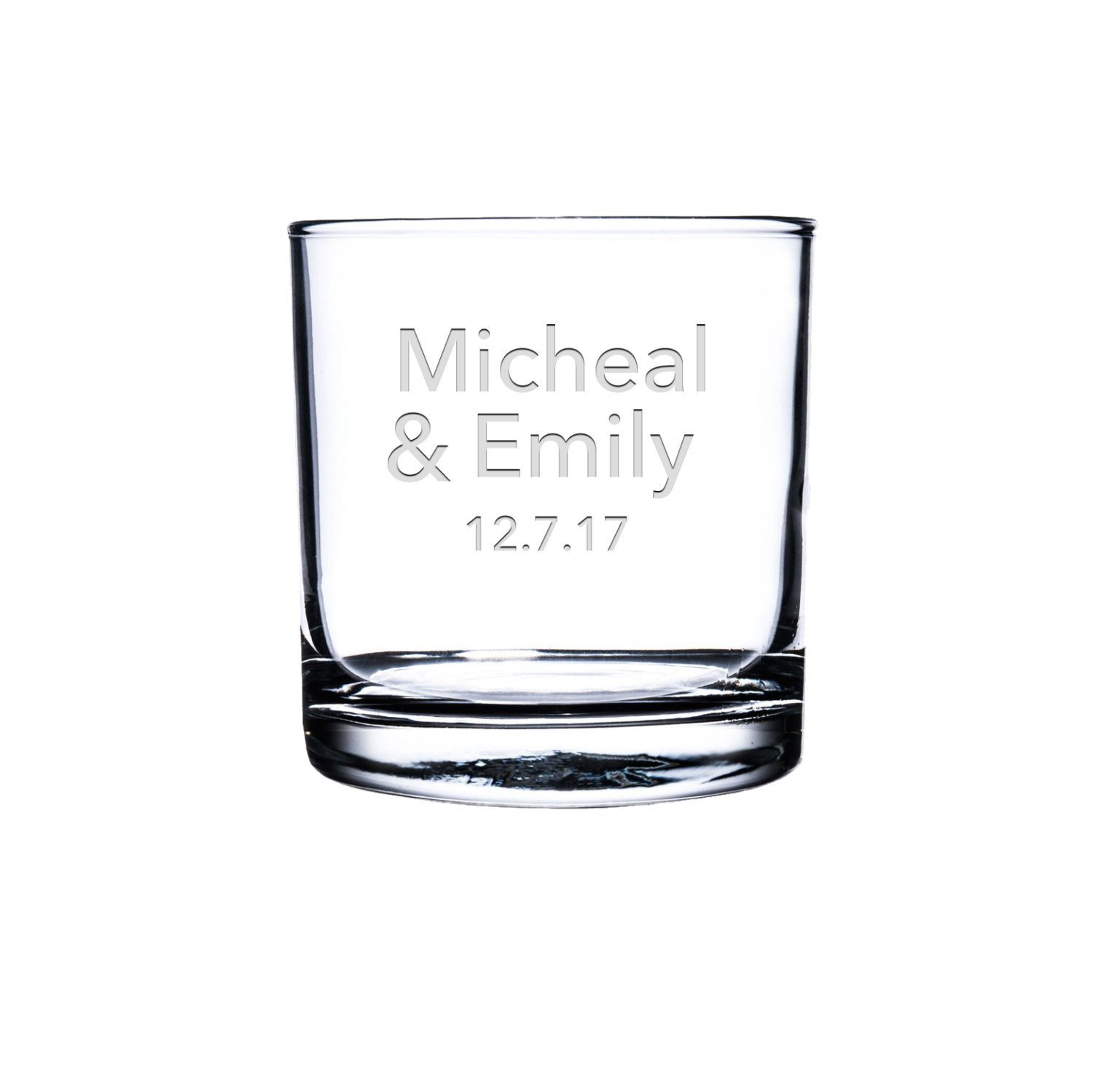 Etched Scotch Glass,Personalized Rocks Glass, Custom Whiskey Glass, Engraved Bourbon Glass, His and her initial engraved scotch Glasses Listing For Karen Sipes for 125 glass