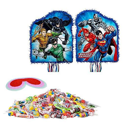 Costume SuperCenter Justice League Pinata Kit - Party Supplies ()