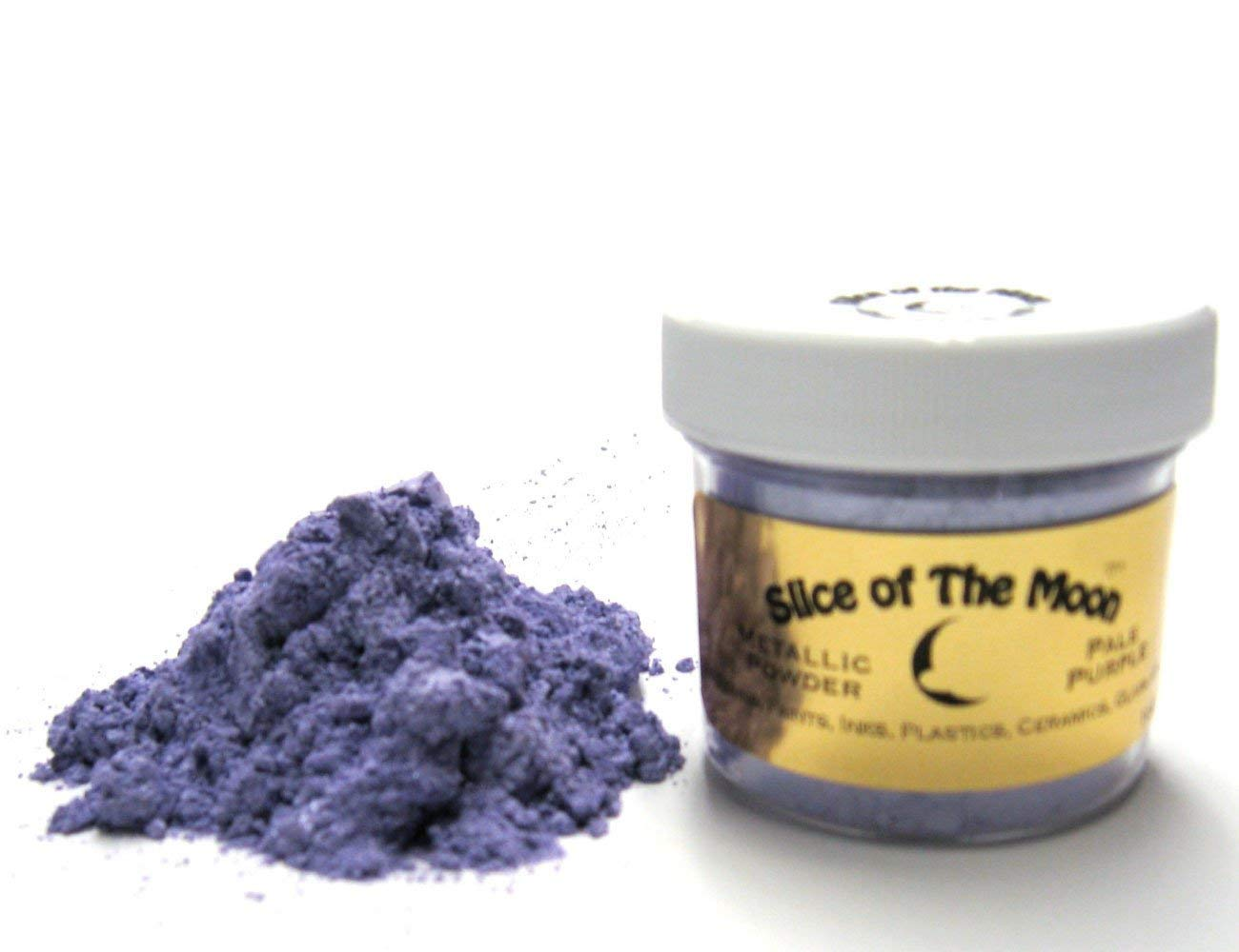 Slice Of The Moon Pale Purple Mica Powder Cosmetic, 28g EKS Entertainment Group