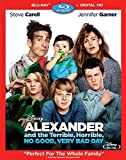 Alexander & The Terrible Horrible No Good Very Bad [Blu-ray] [US Import]