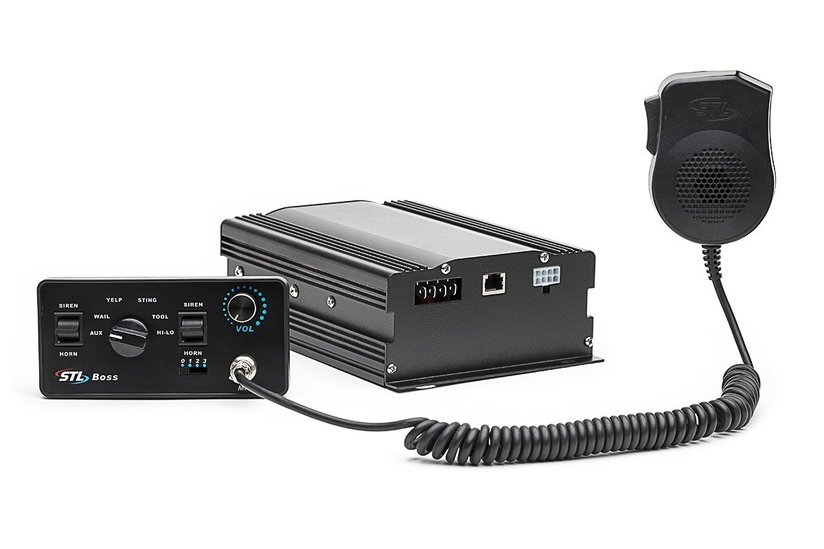 amazon com speedtech lights boss 200 watt siren automotive rh amazon com