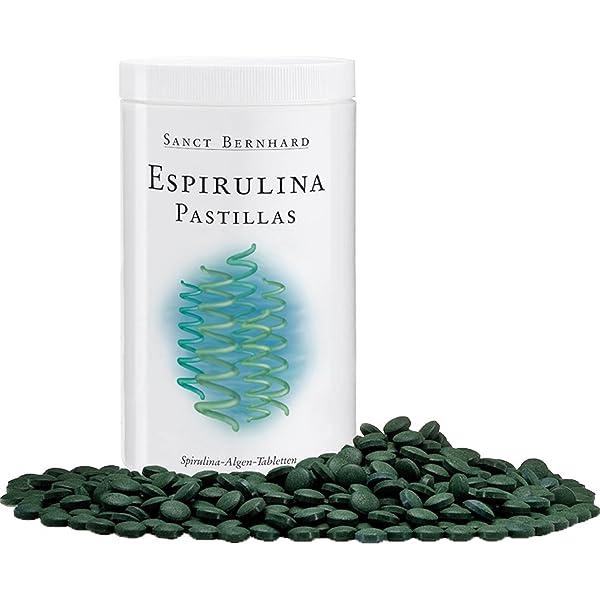 Espirulina platenses - 1.350 Pastillas: Amazon.es: Salud y cuidado personal