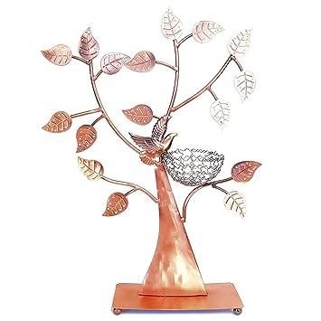 Bijoux Arbre Support Fil De Sculpture D Arbre Presentoir Arbre A