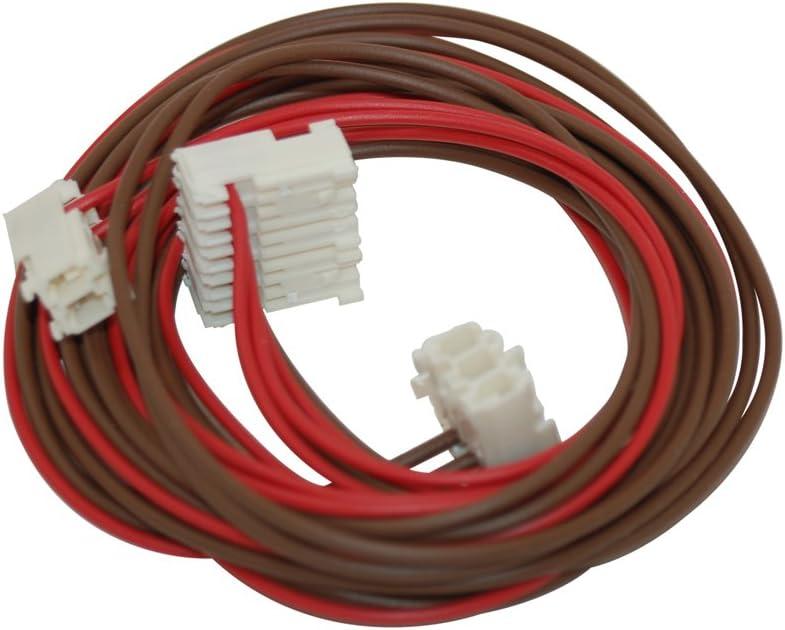V/éritable Hotpoint pi/èces de verrou de porte et pompe de vidange pour c/âblage Loom C00271423