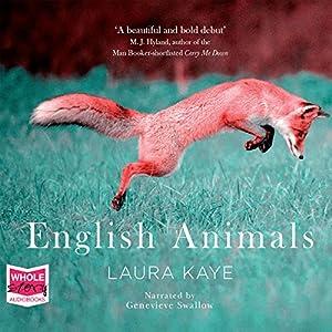 English Animals Audiobook