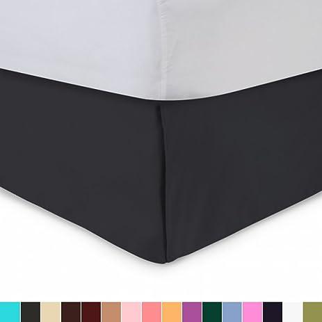 Amazon Com Harmony Lane Tailored Bedskirt 14 Inch Drop King
