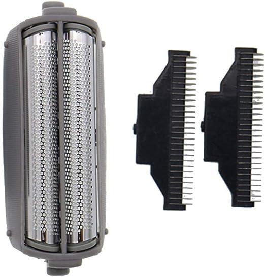 VWONST Lámina de repuesto para afeitadora con 2 cortadores 9852 ...