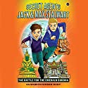 The Battle for the Emerald Buddha: Thailand: Secret Agents Jack and Max Stalwart, Book 1 Audiobook by Elizabeth Singer Hunt Narrated by MacLeod Andrews