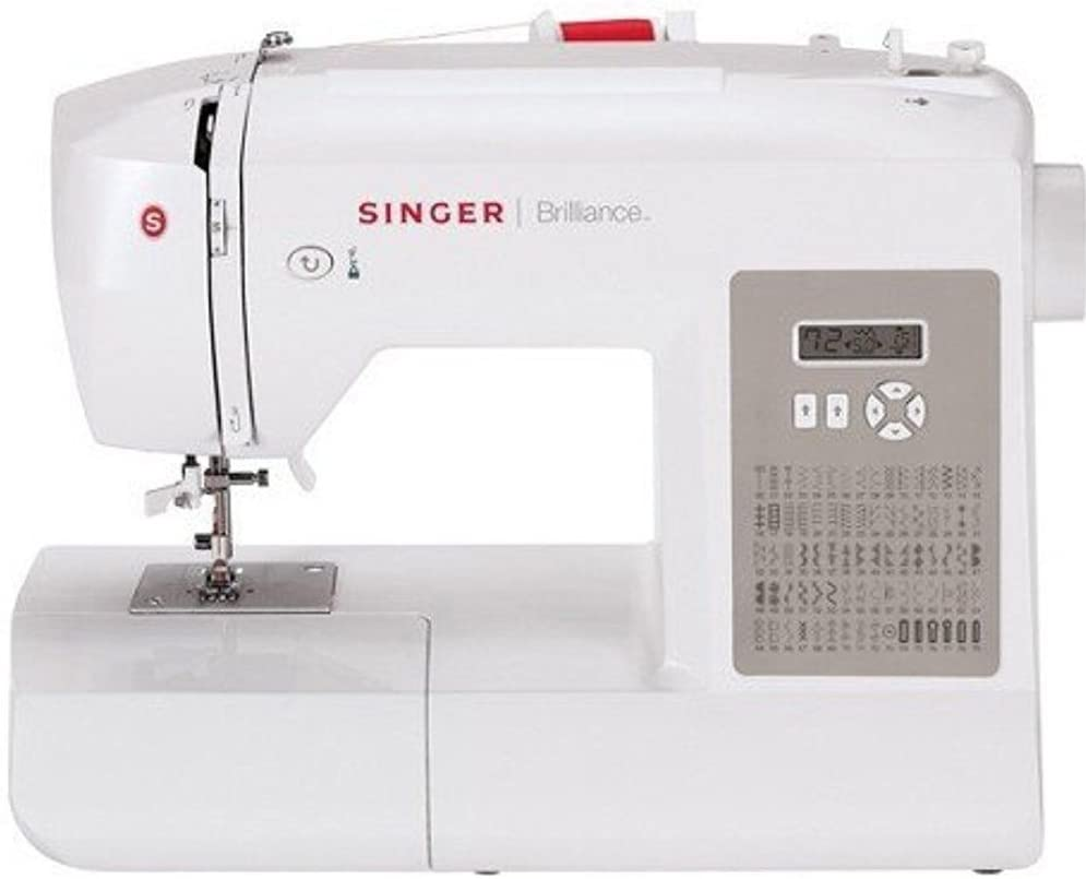 SINGER Brilliance 6180 Computerised sewing machine - Máquina de ...