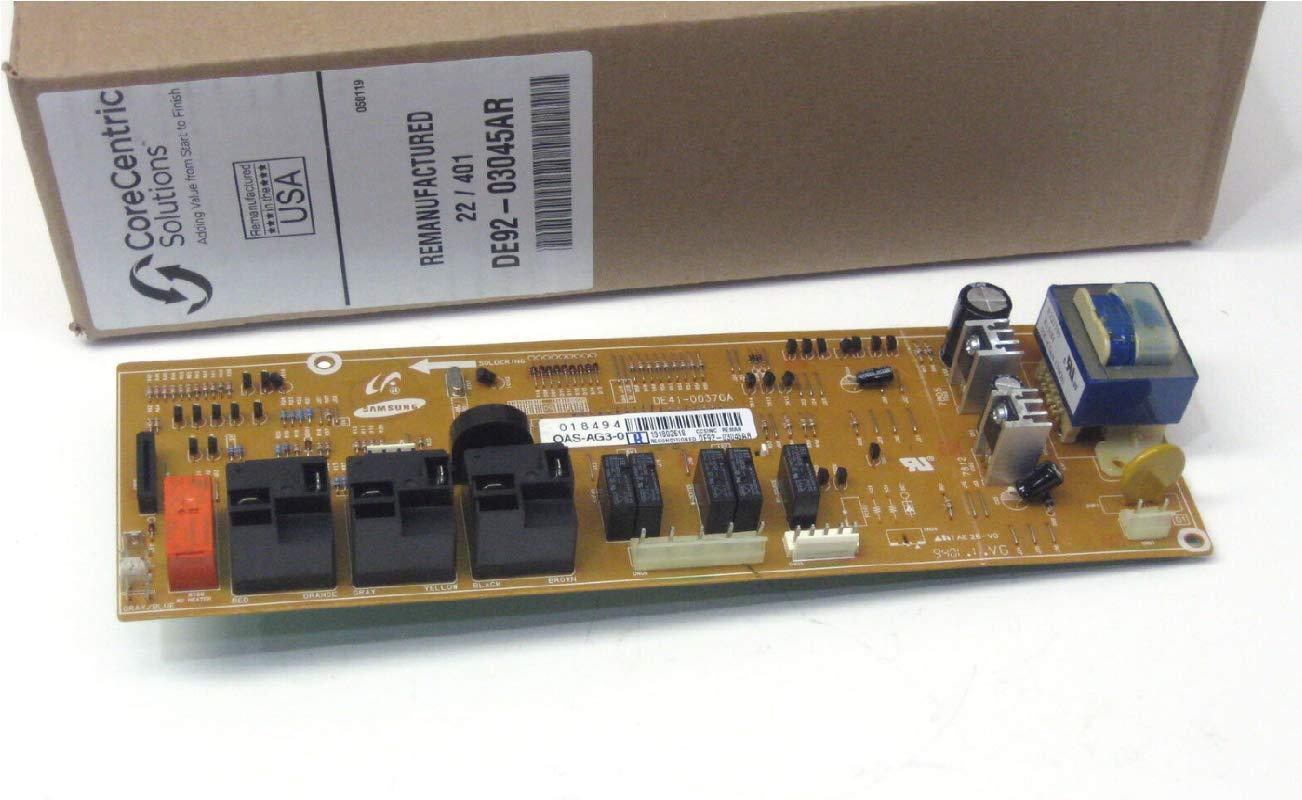 Northreps Range Oven Control Board and Clock DE92-03045A for Samsung
