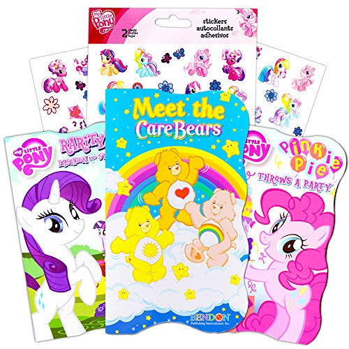 Care Bears and My Little Pony