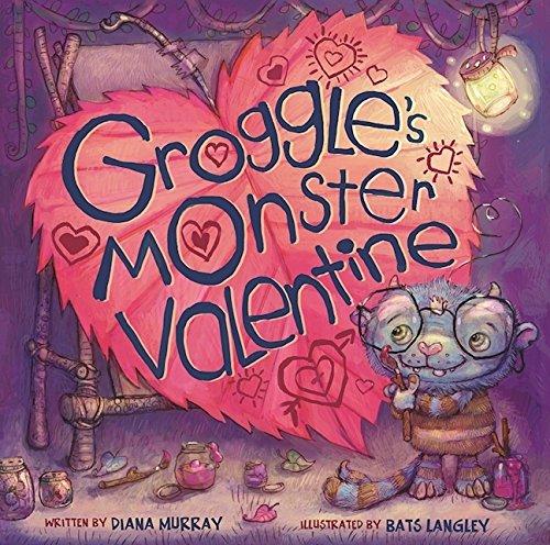 Groggle's Monster Valentine -