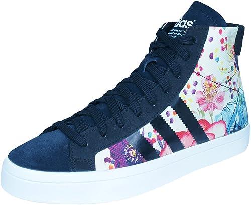 Adidas - Court Vantage Mid High-Top, da donna, Multicolore ...