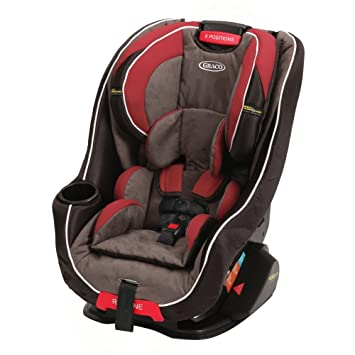amazon com graco head wise 70 car seat with safety surround rh amazon com Graco My Size 70 Convertible Car Seat Thunder Graco 70 Car Seat