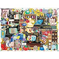 Bits and Pieces - Antique Sewing Room - 1000 Piece Jigsaw Puzzle
