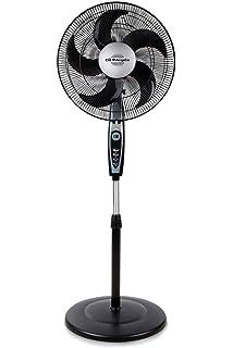 HAEGER Cross Wind - Ventilador de pie, 3 velocidades, aspas 40cm ...