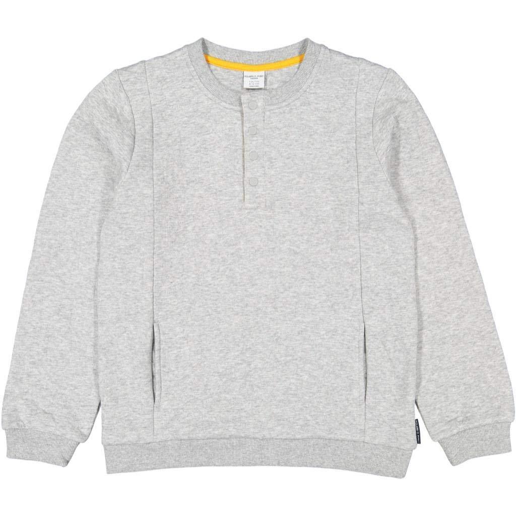 6-12YRS Pyret Quilted Urban Flair Sweatshirt Polarn O