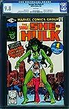 SAVAGE SHE-HULK #1 cgc 9.8 marvel comic book 0253528004
