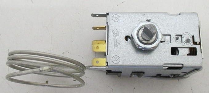 DE DIETRICH - thermostat k59 pour réfrigérateur DE DIETRICH: Amazon ...