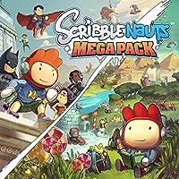 SCRIBBLENAUTS MEGA PACK - PS4 [Digital Code]