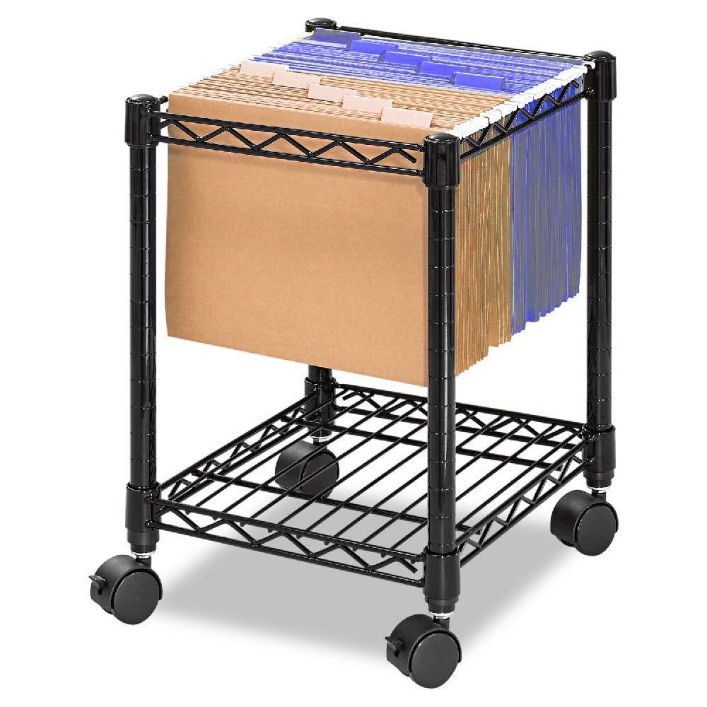 Metal Wire Filing Cabinet Office Dwaer Organizer File Folder Drwer Modern DWR Furniture & Ebook by AllTim3Shopping