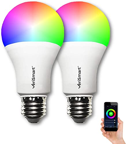 VeriSmart Wi-Fi LED Smart Light Bulb