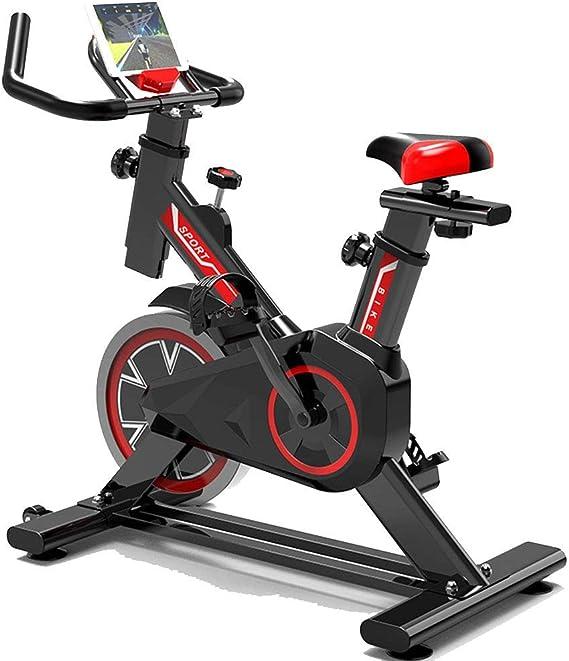 Home Fitness Bicicleta De Spinning - Cubierta Ejercicio Aeróbico ...