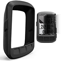 TUSITA Silicone Skin Case Cover for Wahoo Elemnt Bolt GPS Bike Computer with Screen Protector