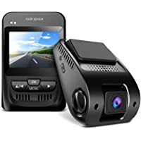 """Dash Camera for Cars - 1080P Full HD Dash Cam,Dashcam With 2.3"""" LCD Screen,Dash Cam Rechargeable with Sony Image Sensor…"""