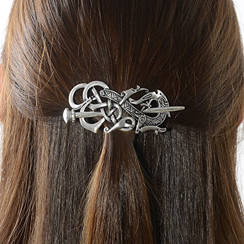 Chinese Ancient Hair Accessories For Warriors Vintage Hair Decoraation Vintage Hair Clip Hair Band Accessories Warrior Cosplay Lovely Luster Boys Costume Accessories Costumes & Accessories