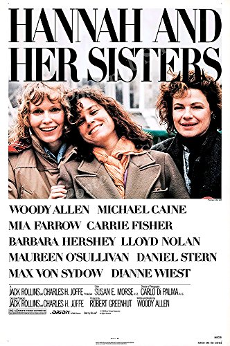 """Posters USA - Hannah and Her Sisters Movie Poster GLOSSY FINISH - FIL013 (16"""" x 24"""" (41cm x 61cm))"""