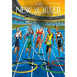 The New Yorker, August 8th and 15th 2016: Part 2 (Jon Lee Anderson, Lauren Collins, Adelle Waldman)