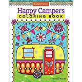 Design Originals, Happy Campers Coloring Book