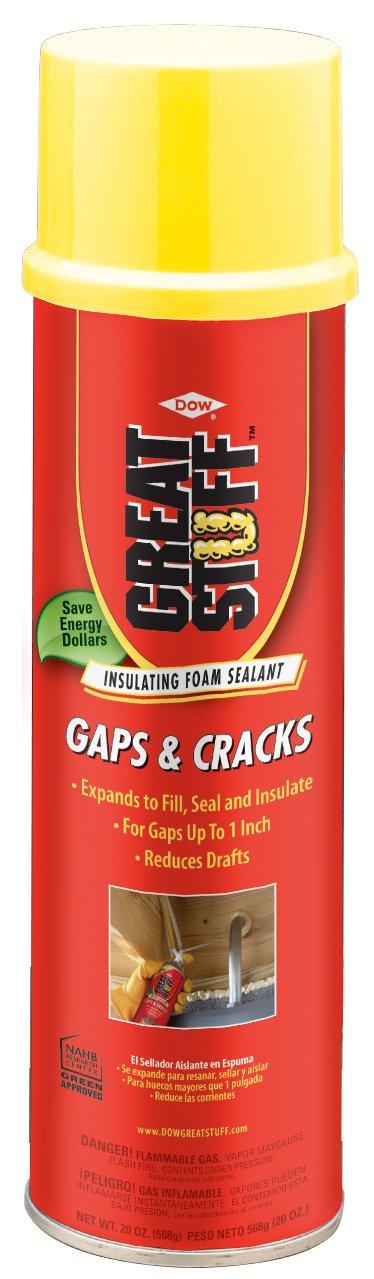 GREAT STUFF Gaps & Cracks 20 oz Insulating Foam Sealant product image