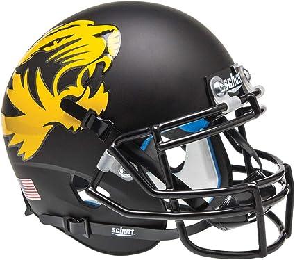 Schutt NCAA Missouri Tigers Mini Authentic XP Football Helmet